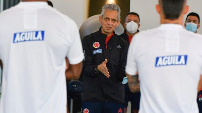 Se acerca el debut de Reinaldo Rueda con la Selección Colombia.