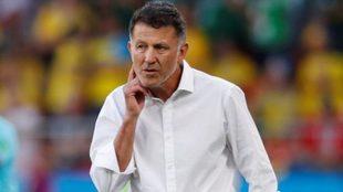 Osorio no oculta su interés por entrenar a América.