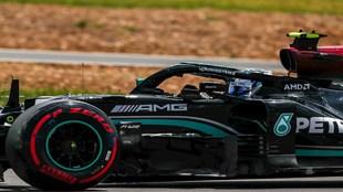 Valtteri Bottas se lleva la pole en Gran Premio de Portugal.