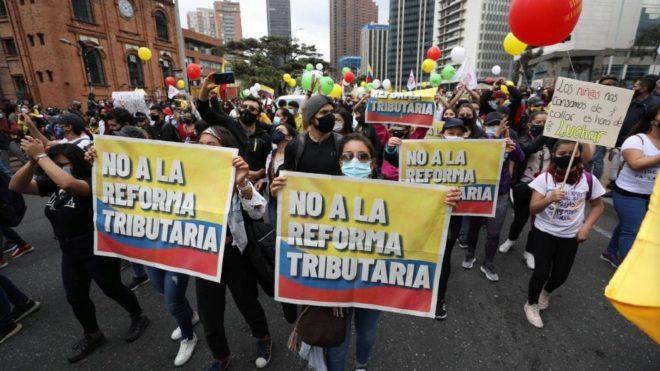 Colombia Hoy: Paro Nacional Colombia 2021: Resumen y últimas noticias del 1  de mayo; así fueron las marchas en Bogotá, Cali y todo el país | MARCA  Claro Colombia