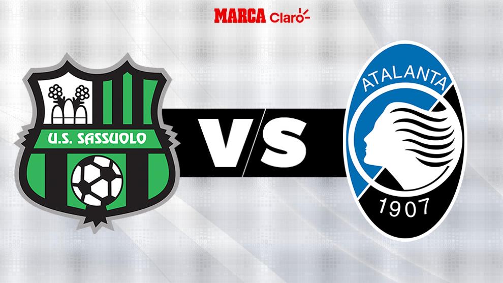Sassuolo vs Atalanta, en vivo el partido por la jornada 34 de la Serie ...