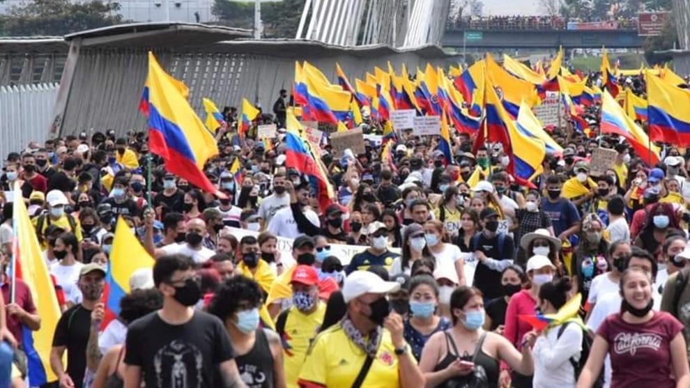 Paro Nacional Colombia 2021: último momento en Bogota, Cali y...
