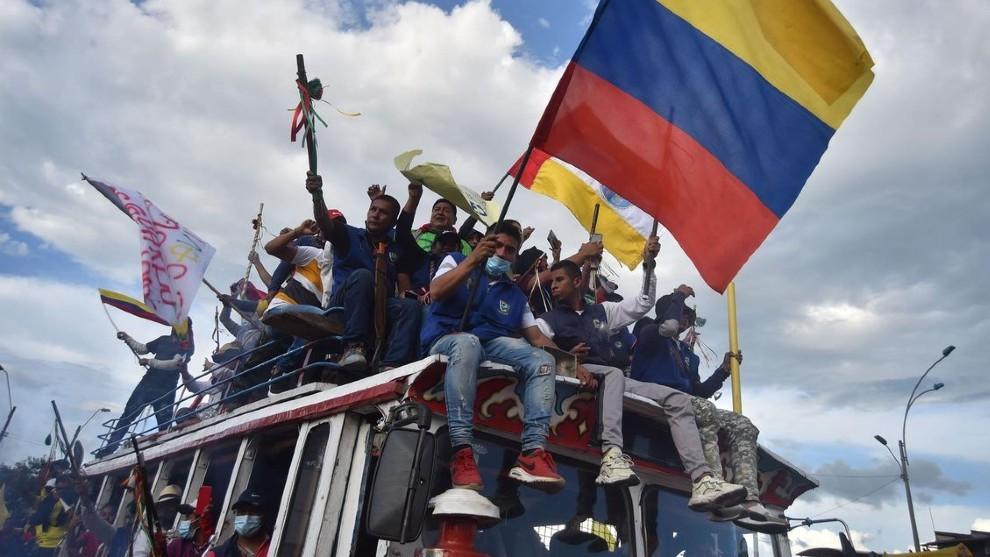 Colombia Hoy: Paro Nacional hoy 3 de mayo en vivo: Siga aquí la última hora  de las marchas en Colombia y noticias en directo | MARCA Claro Colombia