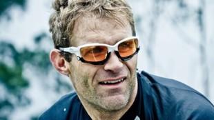 Santiago Botero, exciclista profesional y comentarista de ciclismo