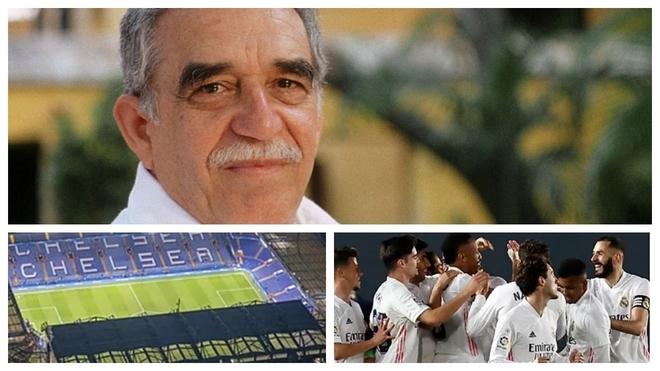 El Real Madrid 'traslada' una frase de García Márquez a Stamford ...