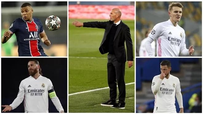 La revolución que se viene en el Real Madrid