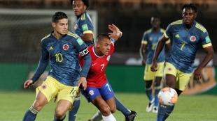 Colombia ya tiene fechas y horarios para la Eliminatoria.