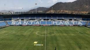El Unión Magdalena vs Atlético Cali queda apalzado por cuestión de...