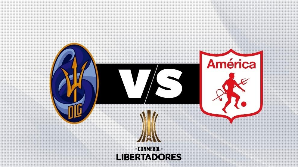 La Guaira vs América, en directo la Copa Libertadores