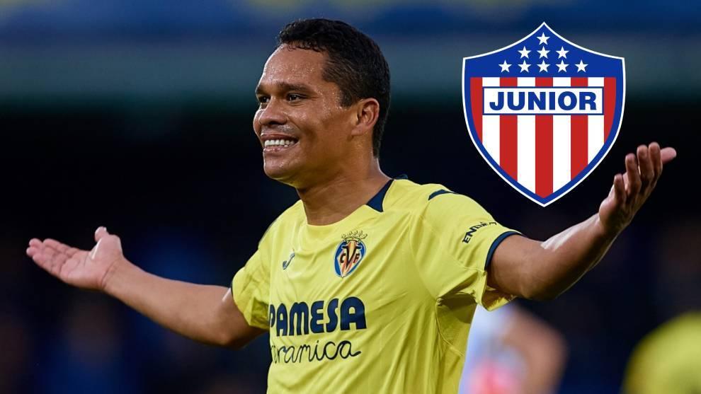 """Carlos Bacca: """"El dinero no compra la felicidad, volveré a Junior de ..."""