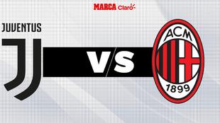 Juventus vs AC Milan; liga italiana online.