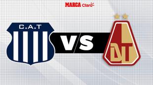 Talleres de Córdoba vs Deportes Tolima; Copa Sudamericana online.