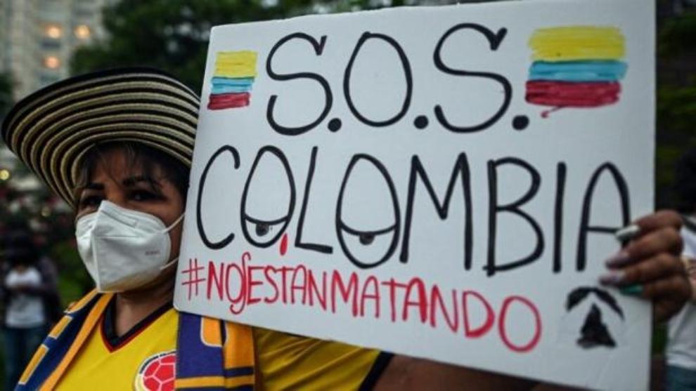Colombia hoy: Paro Nacional Colombia 2021: Resumen y últimas noticias del  11 de mayo; así fueron las marchas y enfrentamientos en Colombia | MARCA  Claro Colombia