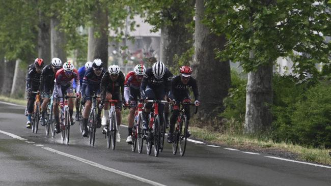 Siga aquí en directo la etapa 4 del Giro de Italia.