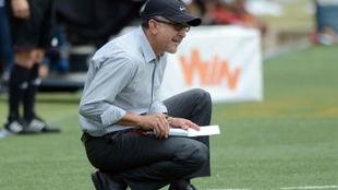 Osorio sigue preparando su gran reto con América.