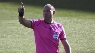 Mateu Lahoz, árbitro de la Final de Champions League entre Chelsea y...