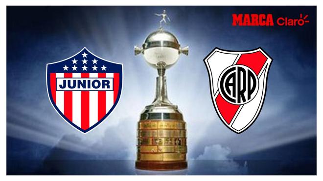 Junior vs River Plate: Copa Libertadores match, live and on ...