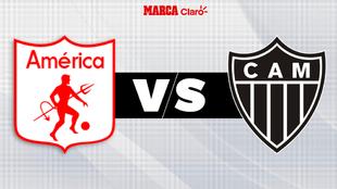 América vs Atlético Mineiro: Horario y dónde ver en vivo
