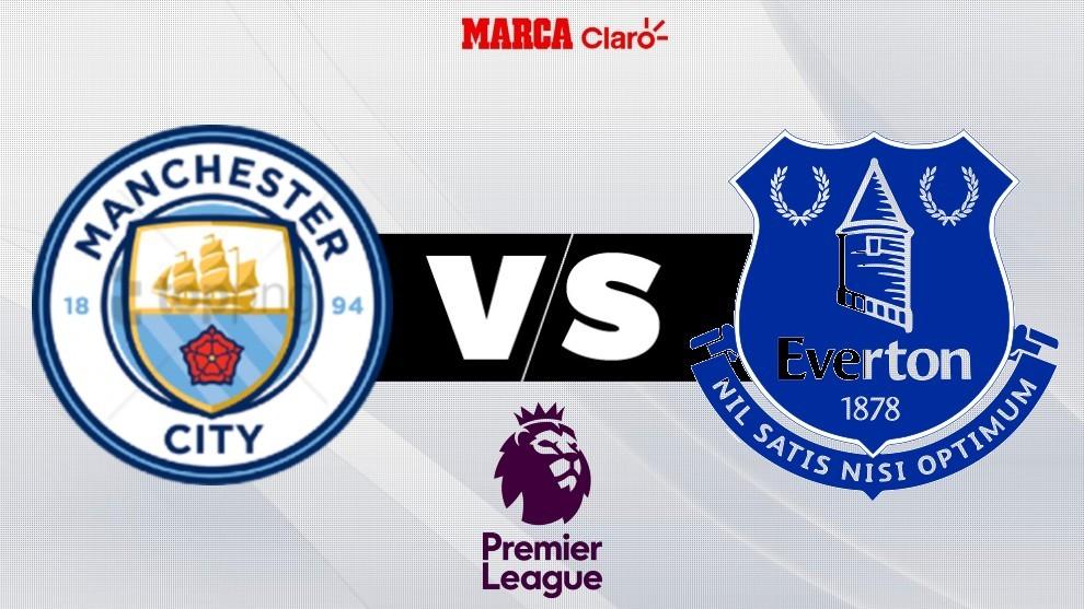 Manchester City vs Everton Full Match – Premier League 2020/21
