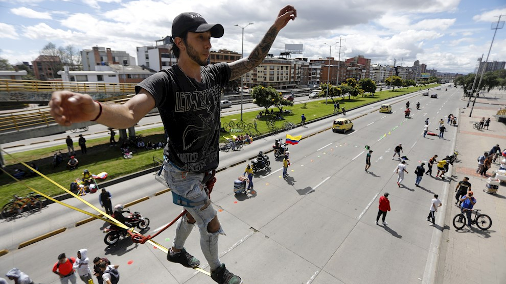 Paro nacional hoy 23 de mayo: Protestas, bloqueos y movilidad en...