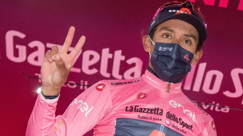"Vuelta a España 2020: La Vuelta a España suspira por Egan Bernal: ""Que venga y la gane"" 1"