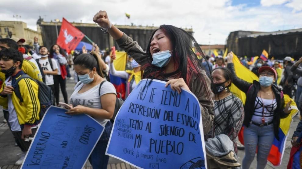 Paro nacional hoy 25 de mayo: Protestas, bloqueos y movilidad en...