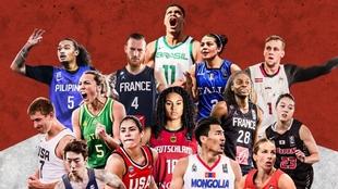 Imperdibles transmisiones del FIBA 3x3