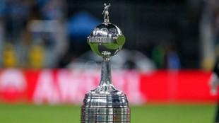 Sorteo Copa Libertadores 2021.
