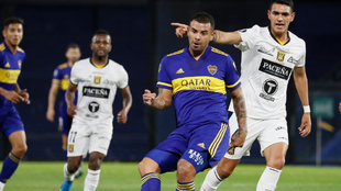Boca Juniors se redime en Boca Juniors.