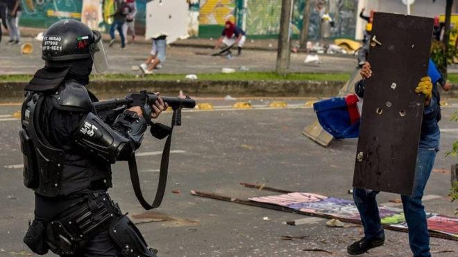 Paro nacional hoy 27 de mayo: Protestas, bloqueos y movilidad en...