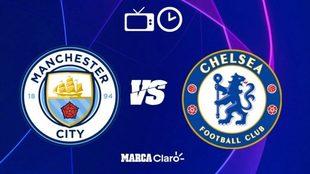 Fecha, horario y cómo ver en vivo la final entre el Manchester City y...