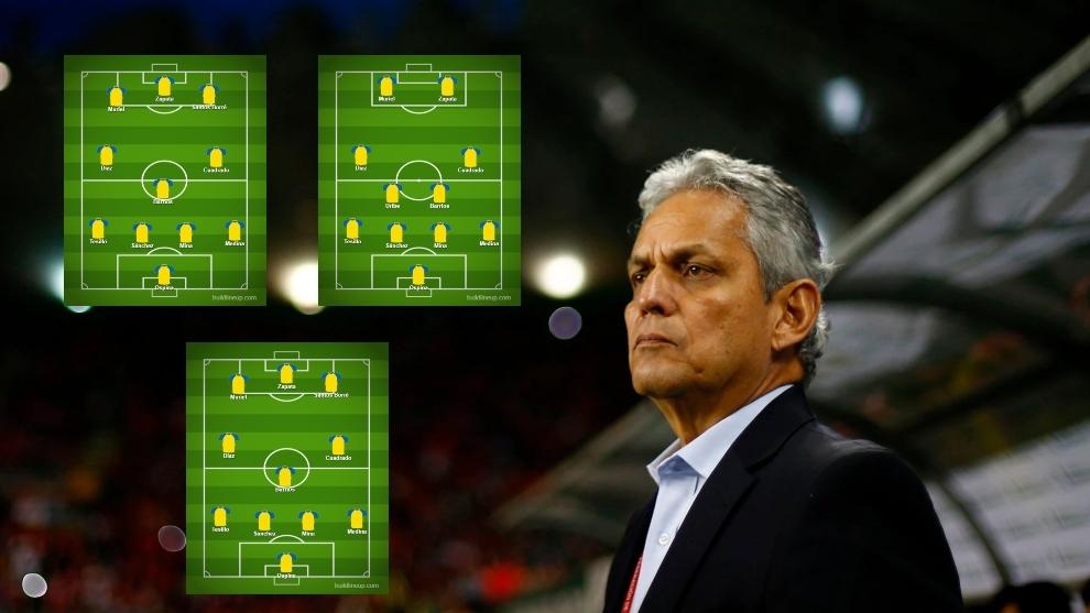 ¿Cuál será el esquema de Reinaldo Rueda para el debut en Lima?