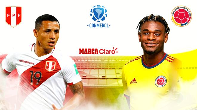 Perú vs Colombia: ¿Quién ganó el partido de la fecha 7 de las...