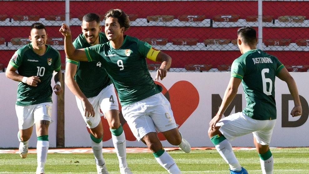 Bolivia 3-1 Venezuela: Bolivia consigue su primera victoria en la  Eliminatoria de la mano de Marcelo Martins | MARCA Claro Colombia