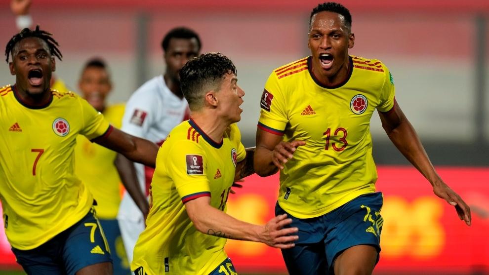 Perú 0-3 Colombia: El uno a uno de la Selección Colombia contra Perú |  MARCA Claro Colombia