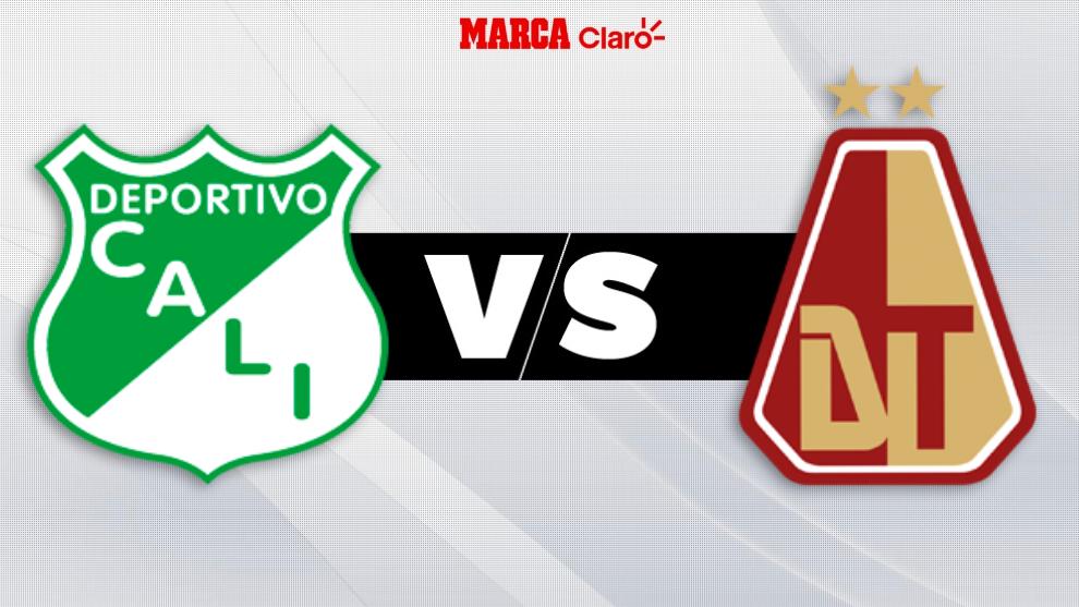 Resumen, resultado y goles de Deportivo Cali vs Deportes Tolima ...