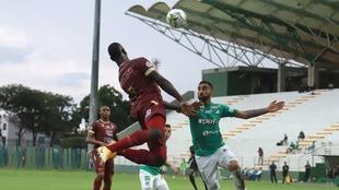 Tolima elimina a Cali de la Liga BetPlay Dimayor.