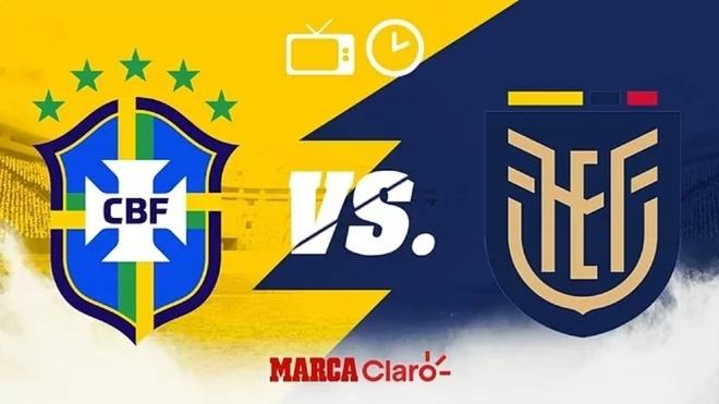 Brasil vs Ecuador, en vivo y en directo; partido de la fecha 7 de las...