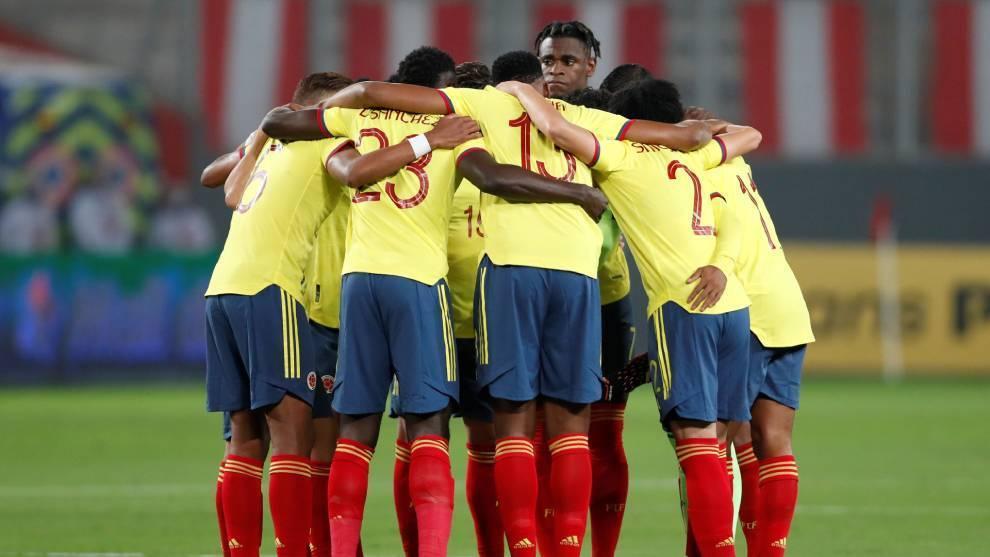 Colombia vs Argentina: Alineaciones confirmadas