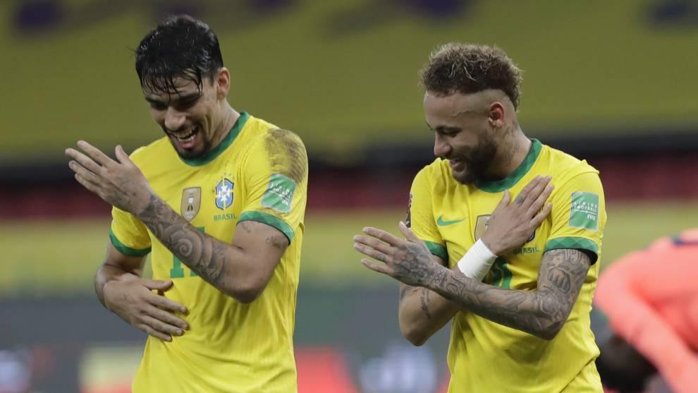 """""""Los jugadores brasileños son unos cobardes por jugar la Copa ..."""