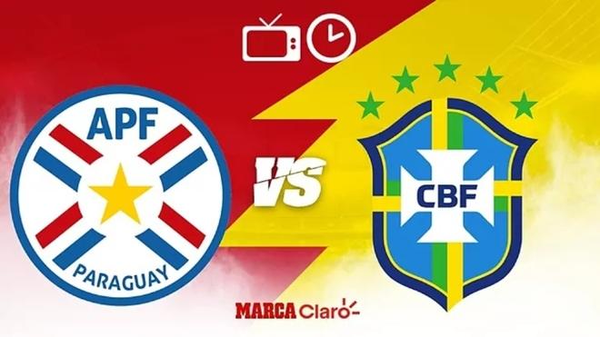 Paraguay vs Brasil: Horario y dónde ver hoy en vivo por TV el ...