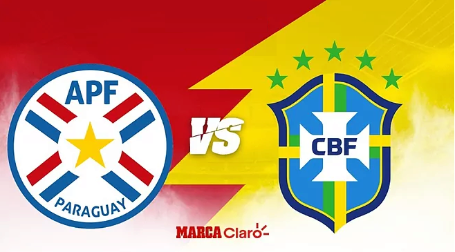 Paraguay vs Brasil, resumen del partido de Eliminatorias ...