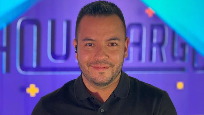Daniel Pérez, experiodista de Win Sports.