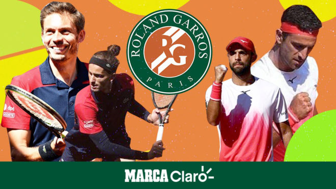 Semifinal de Roland Garros: Cabal y Farah vs. Herbert y Mahut, en vivo...