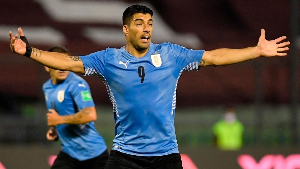 Uruguay va con toda la pesada a disputar la Copa América.