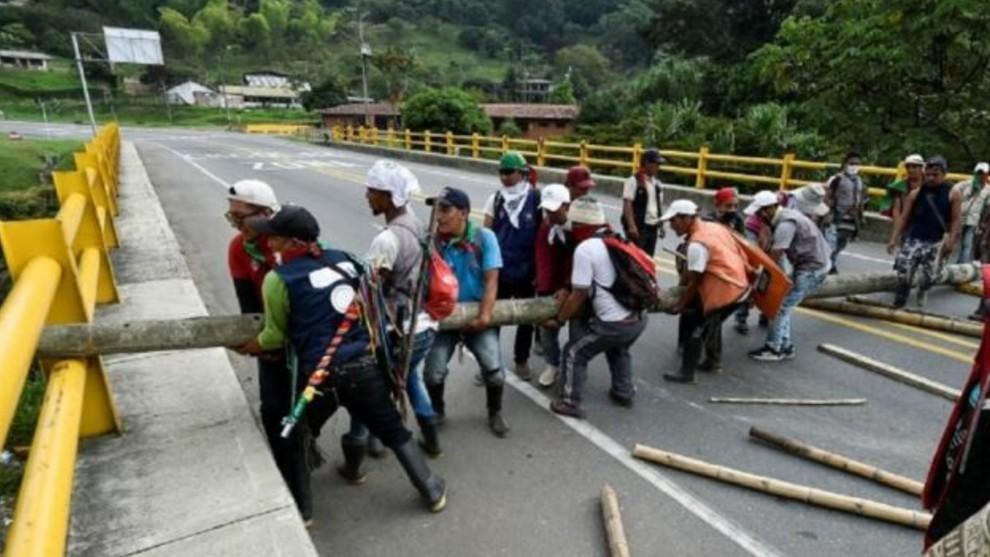 Acuerdo para acabar con el bloqueo en la vía Panamericana