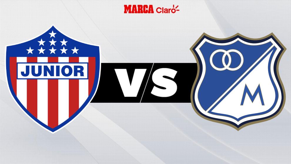 Junio vs Millonarios; en vivo Liga colombiana.