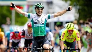 Jon Aberasturi, primer español en ganar una etapa en el Tour de...