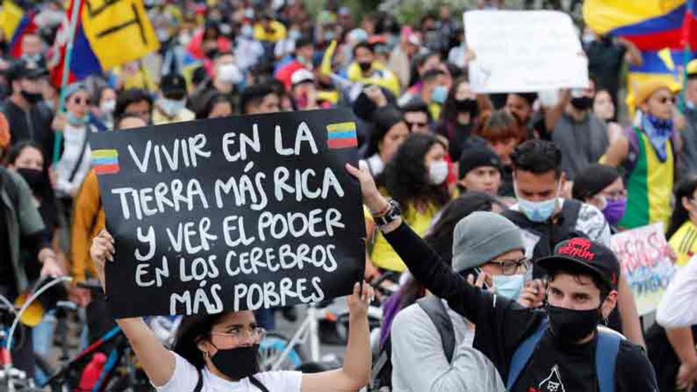 Paro Nacional Hoy: ¿Habrá manifestaciones en Colombia este sábado 12 de  junio y dónde serán? | MARCA Claro Colombia
