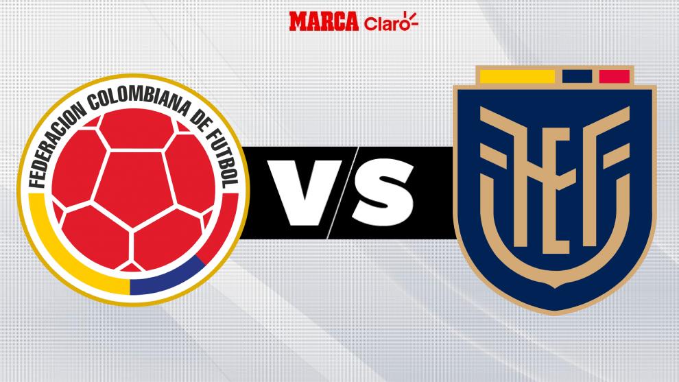 Colombia vs Ecuador: horario y dónde ver por tv el partido de la ...